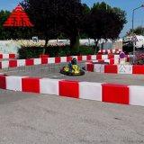 赛道跑道安全围栏商场儿童卡丁車路障防撞护栏水马