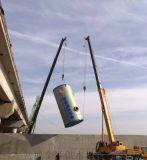 一體化污水提升泵站如何解決城市內澇