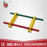 工业电气开关安全组锁铝合金工程塑料锁BD-D22
