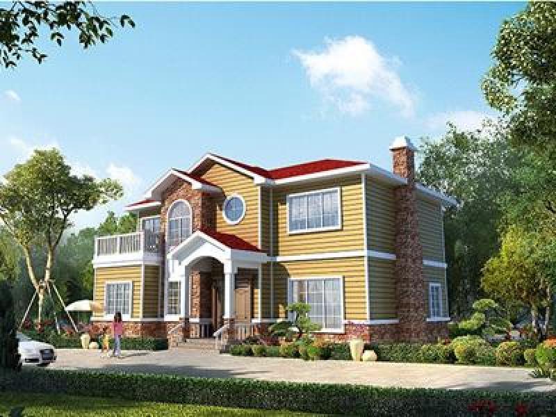 魯工潤屋——老百姓也建得起的輕鋼別墅