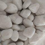 上海白色卵石   永顺雪花白卵石批发