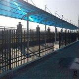 北京学校围墙护栏颜色锌钢围墙护栏设计合理