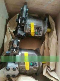 进口力士乐A11VO95LRD/10-K01-IPF2G2柱塞泵双联泵组