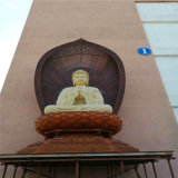 cd1306玻璃钢佛像厂家,三宝木雕佛像雕塑厂家