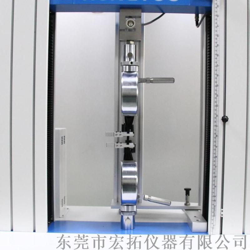 鋼絲繩伺服雙柱拉力機HT-140SC-30
