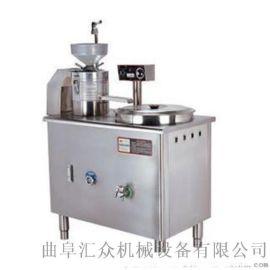 生态园腐竹机 磨浆煮浆成型一体机 利之健食品 豆腐