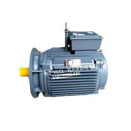 皮带减速电机YLT160L-4/15KW V1倒装