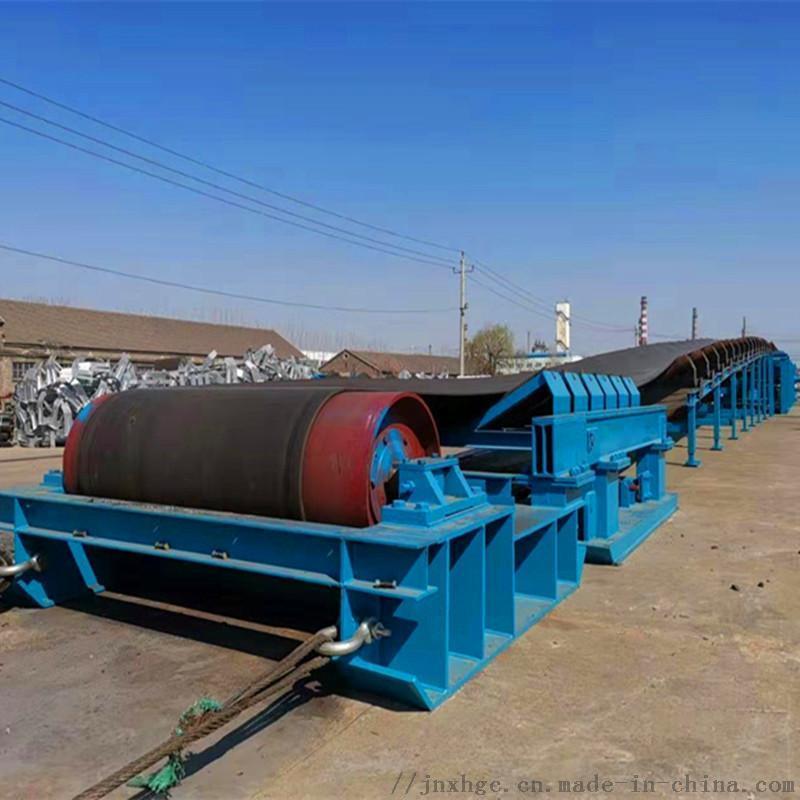1.2米带式输送机设计安装 甘肃电厂带式输送机