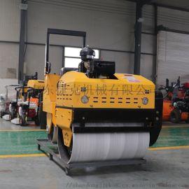 液压振动压土机捷克 捷克双钢轮压路机 厂家定制