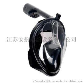 全面罩潜水面镜  硅胶面镜潜水装备 浮潜套装