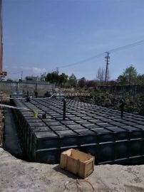 BDF地埋式箱泵一体化泵站图纸XBZ型号