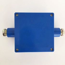 供應煤礦接線盒JHH2礦用低壓通訊本安電路用接線盒