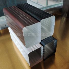 广东工程用排水管 方形雨水管规格
