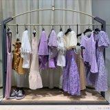 哪里有品牌女装美丽衣橱尾货/四季女装品牌货源