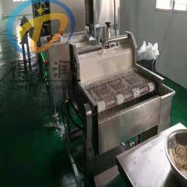 小酥肉厚浆机打浆机 全自动食品裹浆设备 300L