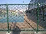 体育场围网 篮球场围栏热镀勾花网现货4米喷塑