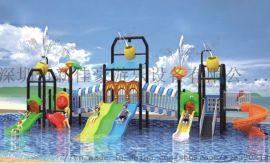 海口儿童游乐设施小型儿童滑滑梯厂家