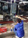 南通螺桿製冷壓縮機機現場指導設備維護保養