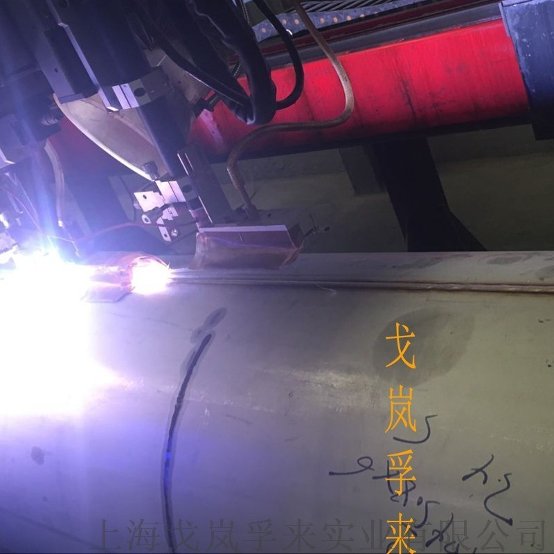 固定式大型不锈钢罐体自动焊接设备