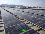 广东珠海206.15kWp太阳能光伏发电项目