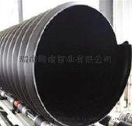 湖南赣南管业 HDPE钢带增强螺旋波纹管