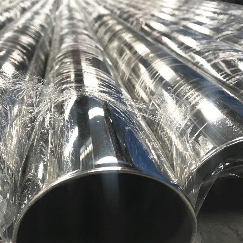 304不锈钢镜面管 抛光镜面不锈钢圆管