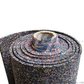 减震隔声垫橡胶发泡减振垫板聚乙烯减震垫层微泡垫板