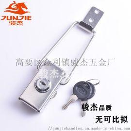 工业柜电柜门锁具不锈钢锁扣广告灯箱锁 J606B