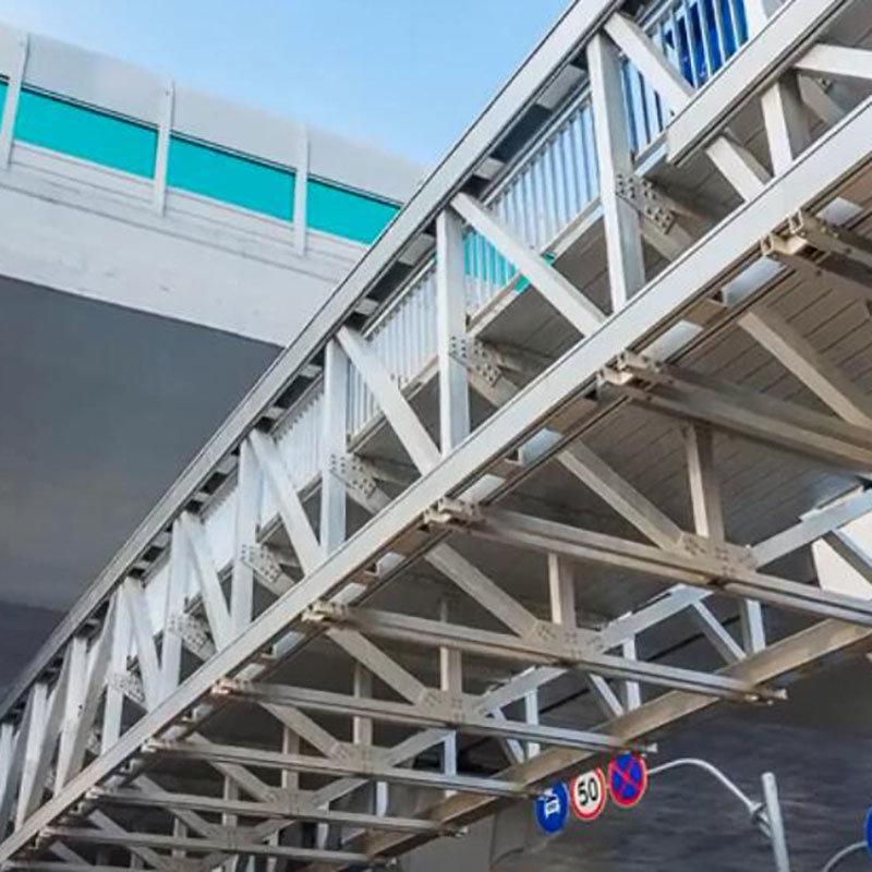 铝合金廊桥厂家兴发铝材|铝型材定制开模
