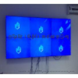 浙江温州创新维咖啡喵46寸液晶拼接屏