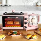 多功能四合一早餐機網紅同款煎烤燉煮膳食機多士爐
