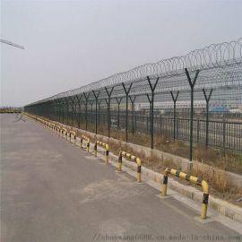 机场隔离网  Y型柱护栏  机场安全防护网