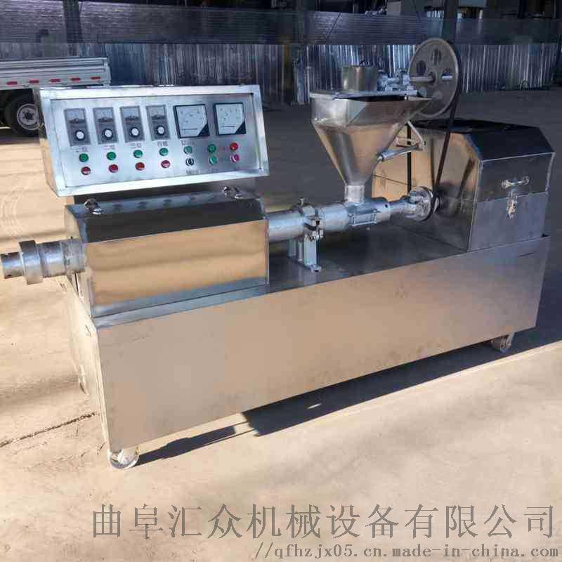 腐竹机半自动 豆制品牛排豆皮机 利之健食品 全自动