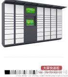 重慶迪尚小區學校寫字樓智慧快遞櫃 寄存櫃廠家 定做