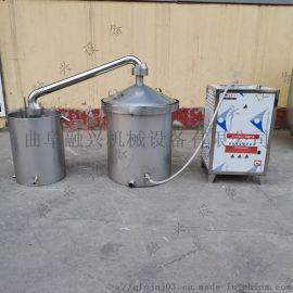 酿酒设备小型厂家价格翻转酿酒锅冷却器