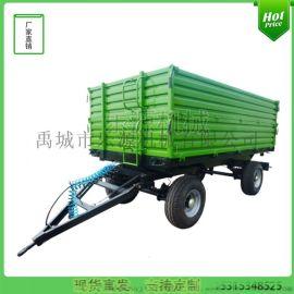 与拖拉机悬挂的拖车支持定制