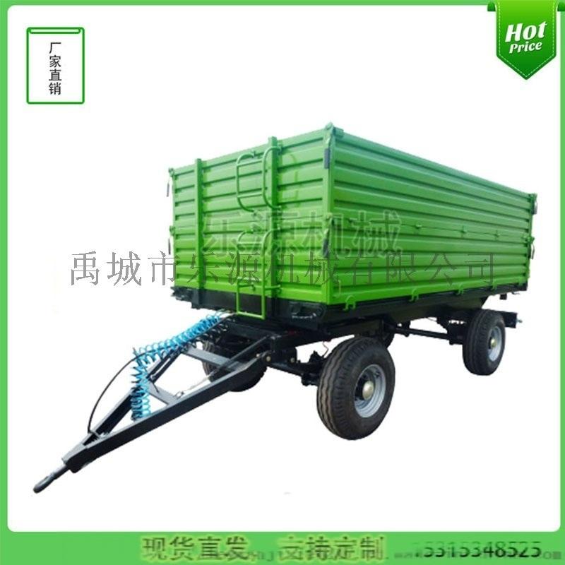 與拖拉機懸掛的拖車支持定製