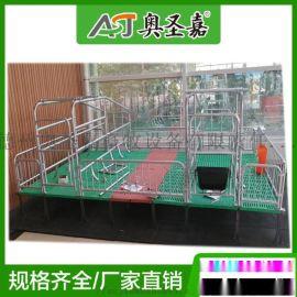 公司自产自销大型养殖场母猪产床单体产床双位产床