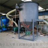高扬程气力吸灰机厂家 粉煤灰装罐车吸灰机 六九重工