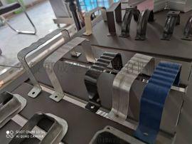 东营别墅落水系统铝合金PVC天沟厂家直销低价跑量价格可议