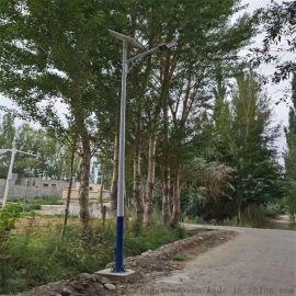 张家口市太阳能路灯厂家 新农村6米道路灯