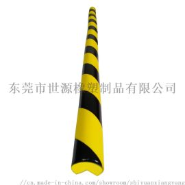 聚氨酯pu黄黑背胶防撞条 聚氨酯汽车方向盘