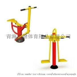 供青海双人荡板健身器和西宁单柱骑马器