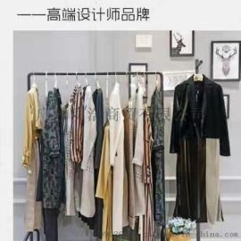 幽篁楮墨品牌折扣女装丝麻秋冬装进货渠道