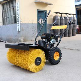 扫雪车刷辊 捷克滚刷式扫雪机 1米小型清雪設備