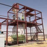 每小时10吨的颗粒饲料生产线 大型环模设备制粒机组