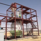 每小時10噸的顆粒飼料生產線 大型環模設備制粒機組
