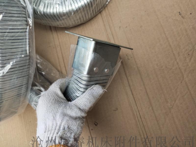 耐磨JR-2矩形金属软管 沧州嵘实矩形金属软管