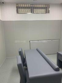 纪检监察审讯室隔音防撞软包 材料供应商