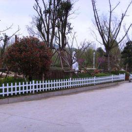 武汉pvc围栏栅栏 新乡pvc草坪护栏